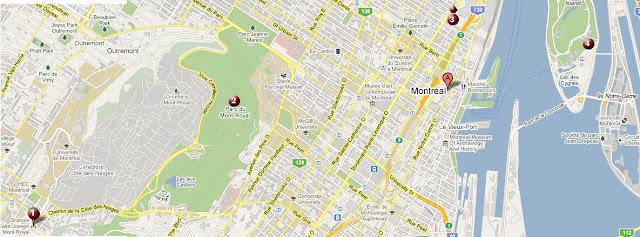 Ruta por Montreal, día 2