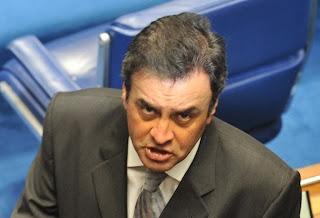 Ação contra Aécio por ocultação de bens deverá ter parecer até agosto, diz Gurgel
