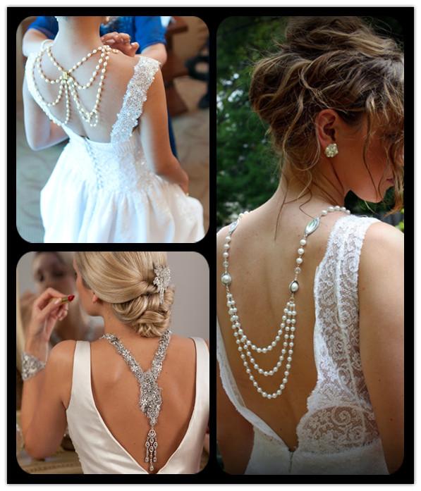 Wedding Dresses With Jewelry : Wedding jewelry
