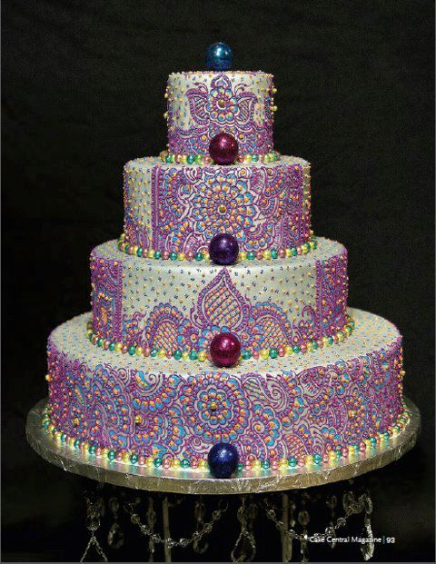 Cake Images Sonal : Sonal J. Shah Event Consultants, LLC: Edible Artistry