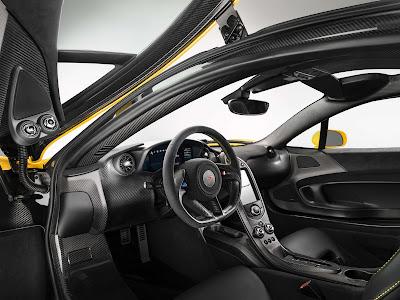 McLaren P1 Production Model