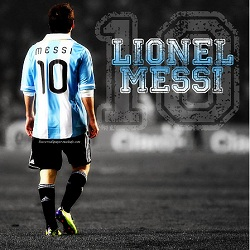 DP BBM Messi Keren