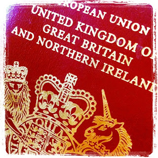 British passport instagram