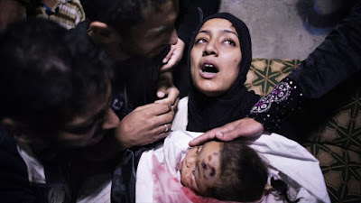 Israel mató a 2000 niños palestinos en solo 15 años