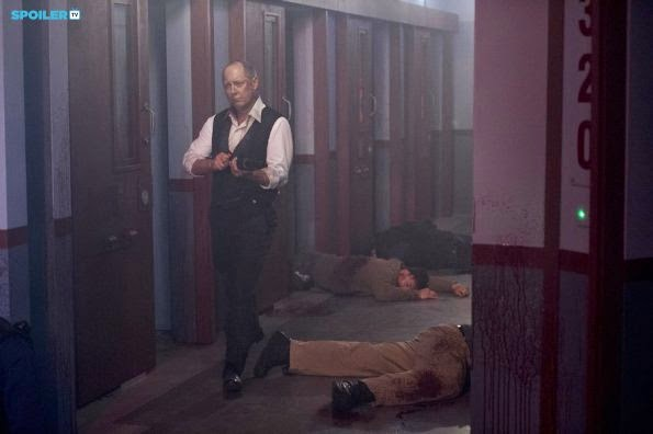 """The Blacklist - Luther Braxton (No. 21) Part 1- Review """"The House, The Fire, The Girl"""""""