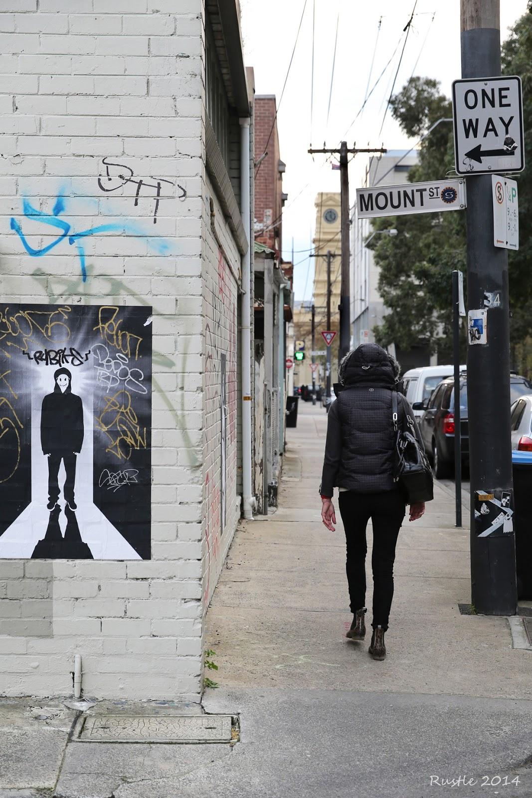 Melbourne's staple black