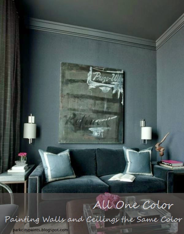 painting ceilings color same as walls - best painting 2017