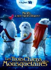 Les trois chiens mousquetaire en Streaming