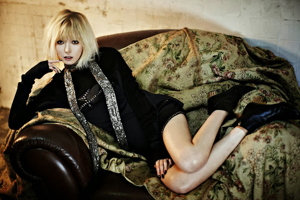Hyuna 4minute 2014 instyle