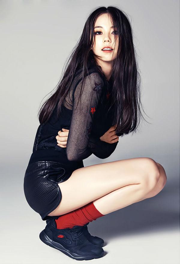 sohee kim soo hyun ile ilgili görsel sonucu