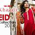 Khaadi Eid Collection 2014-2015 - Khaadi Lawn Eid Dresses