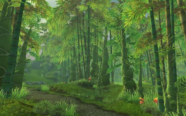 World of Warcraft: WoW: Игра в пандавки