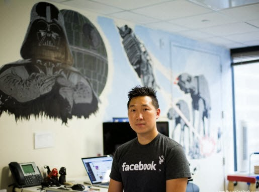 شاهد مقر شركة الفيسبوك من الداخل Facebook+comany
