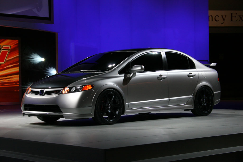 Automobile Model 2011 Honda Civic Si Coupe