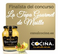 FINALISTA CANAL COCINA