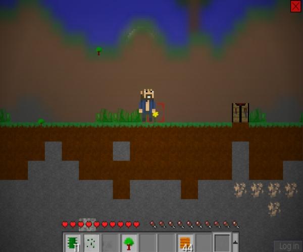 Identidade gamer 2014 mine blocks 2 minecraft em 2d