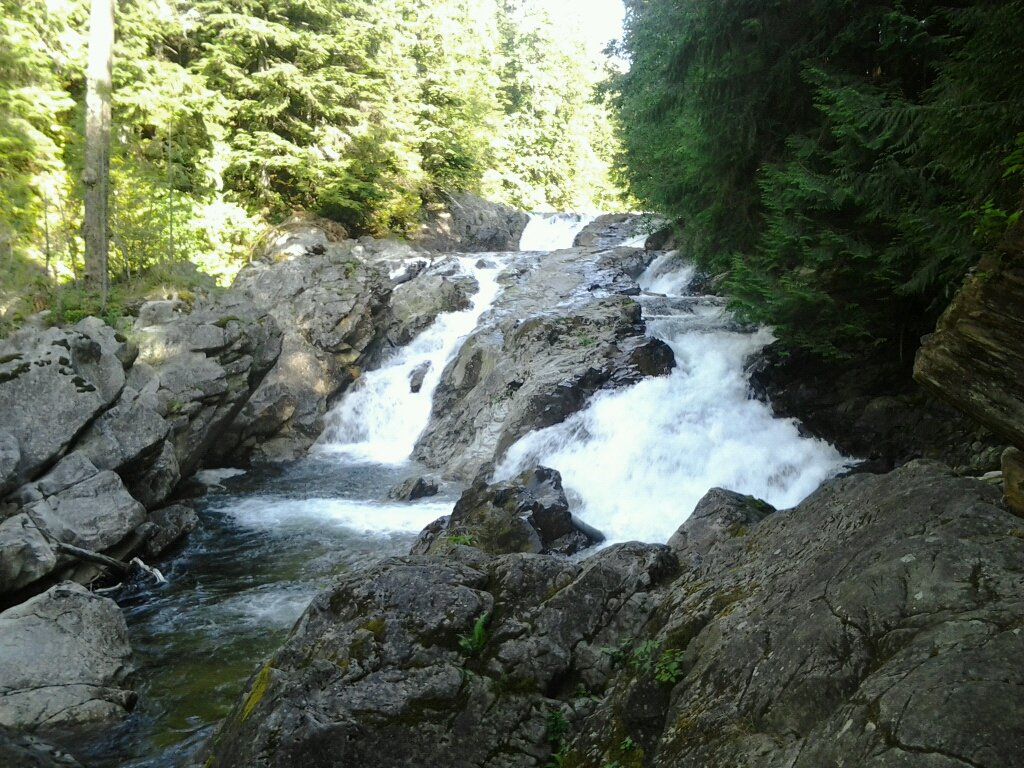 Where i have fished south fork snoqualmie river for Snoqualmie river fishing