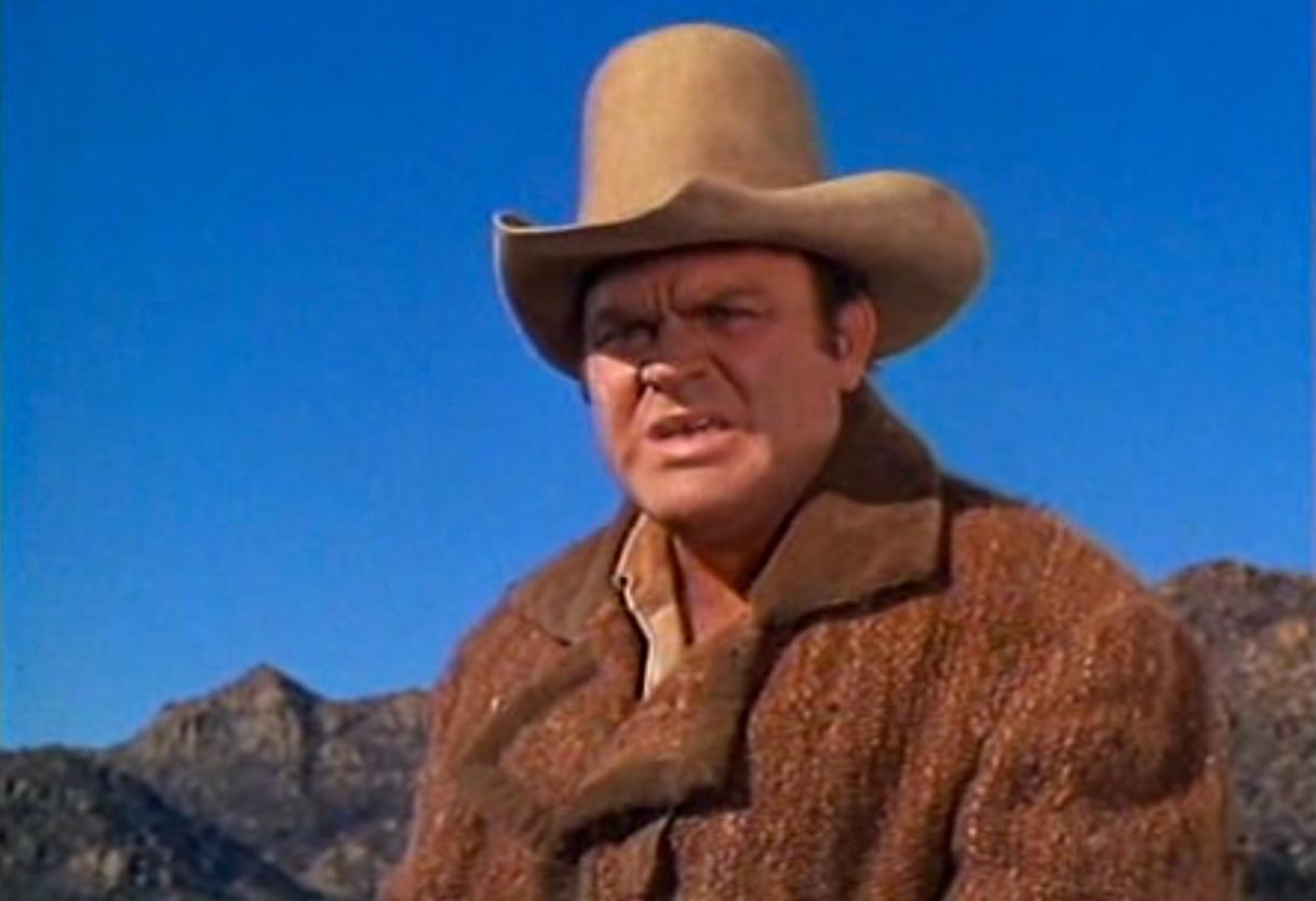 Dan Blocker Bonanza Iverson Movie Ranch: I...