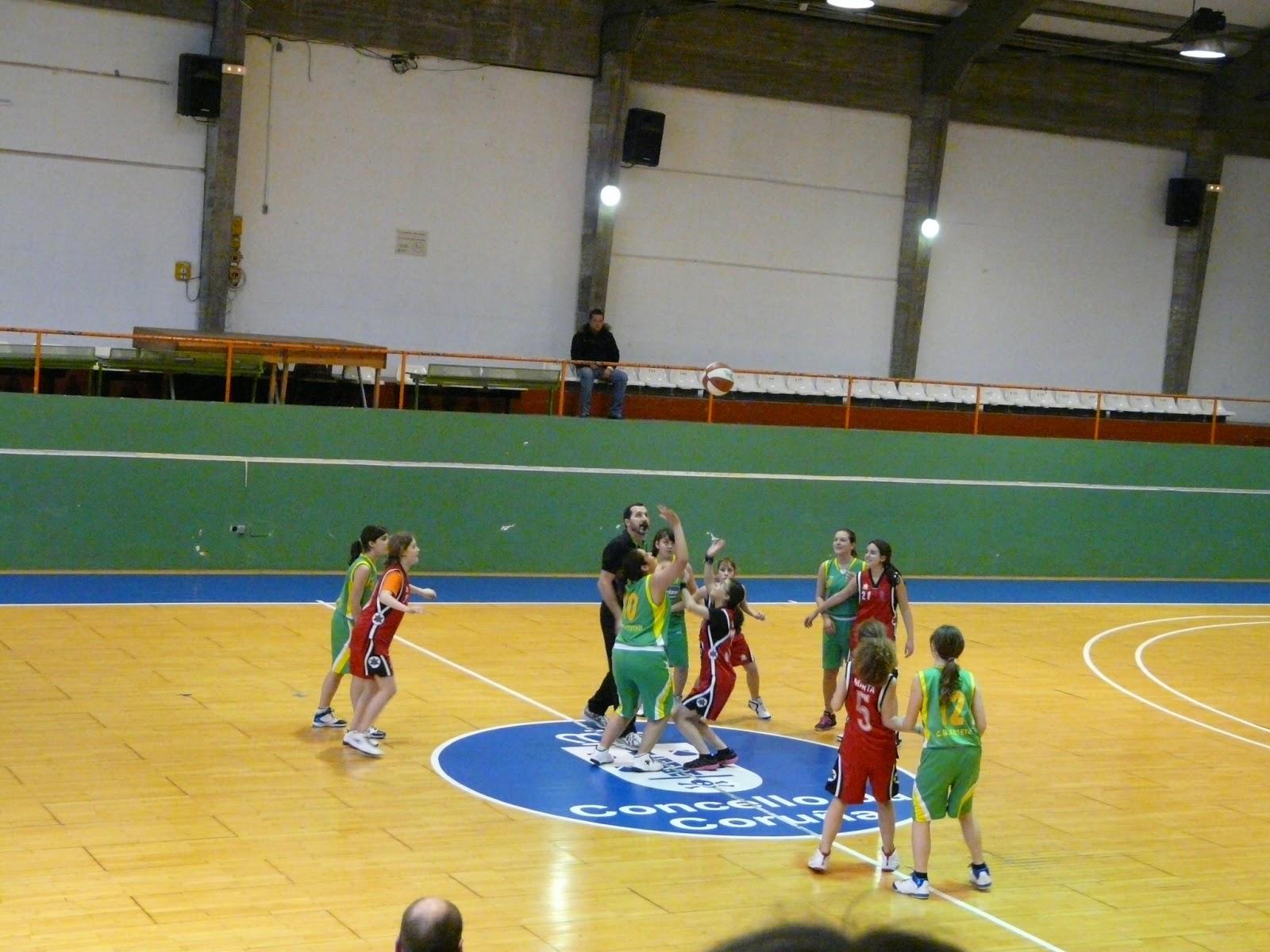 Club Deportivo Los Rosales (A Coruña): marzo 2013