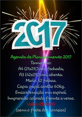 Agenda de Planejamento 2017