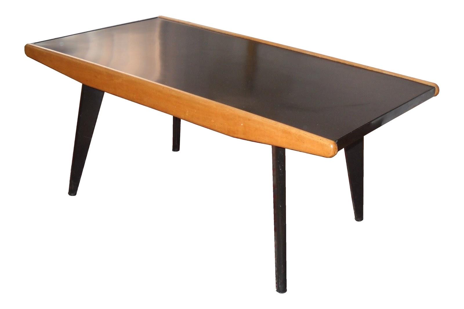 la renaissance du design xx inconnu coffee table bridge moderniste. Black Bedroom Furniture Sets. Home Design Ideas