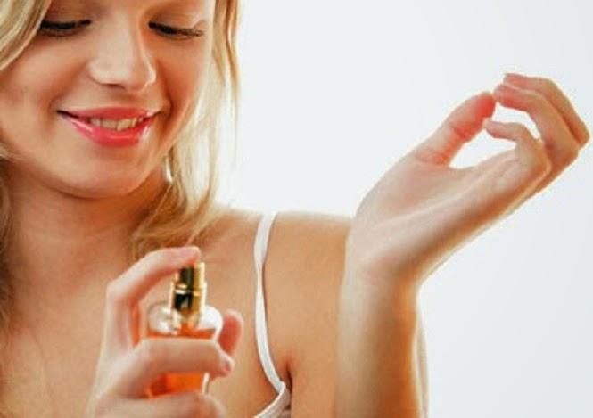 Manfaat Sering Menggunakan Parfum Bagi Kesehatan