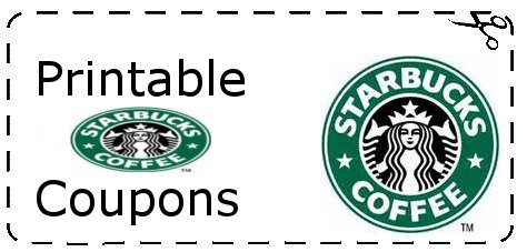 graphic about Starbucks Coffee Coupons Printable named Starbucks Espresso Discount coupons Printable Grocery Discount coupons