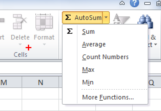 Average Formula Excel Functions Tip The Excel How To