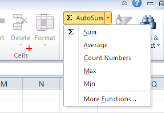 Min function and Max function Excel Tutorial