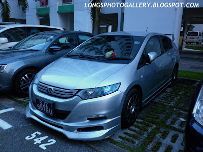 Honda Insight Bodykit