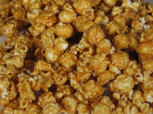 Mercado's Life Lessons: Caramel Corn