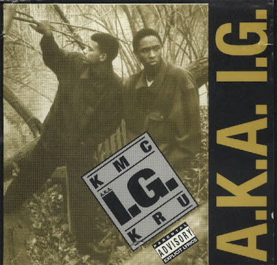 KMC Kru – A.K.A. I.G. (CD) (1994) (192 kbps)