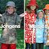Hippe regenjassen voor kinderen