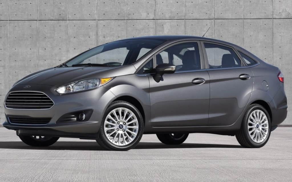 Carros Ford Fiesta 2014 2014 Ford Fiesta Sedan