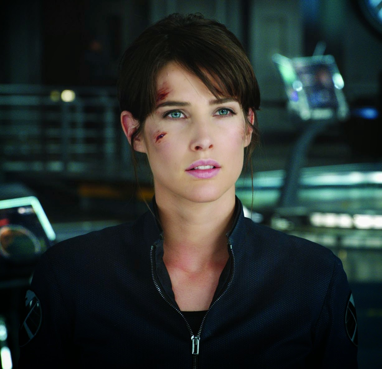 Captain America beauty actress