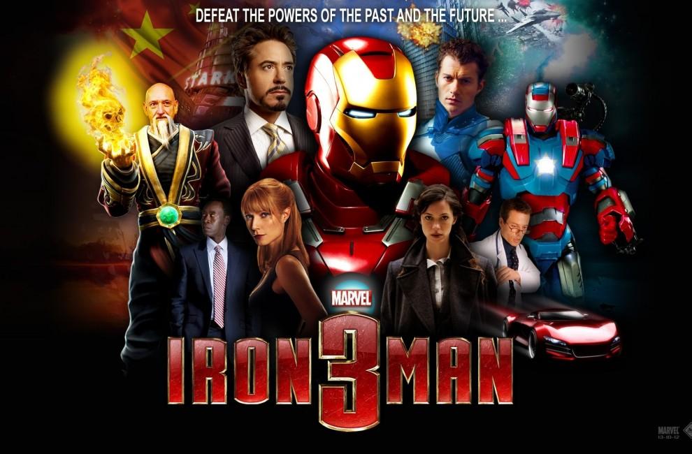 Người sắt 3 full – Iron Man 3 full hd - Full HD