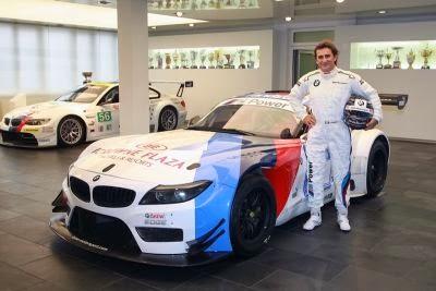 Legendarul Alessandro Zanardi in cockpit cu BMW Motorsport
