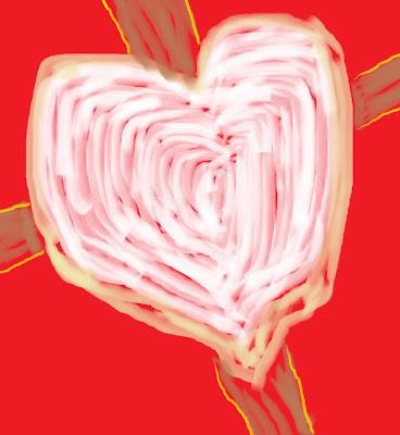 O amor revelado num madeiro