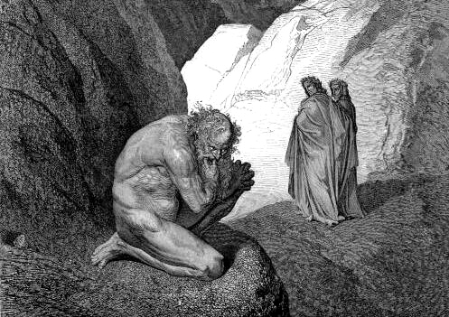 dante s canto vii deconstructed Free summary and analysis of inferno canto vii (the fourth circle: the avaricious  and prodigal the fifth circle: the wrathful and sullen) in dante alighieri's.