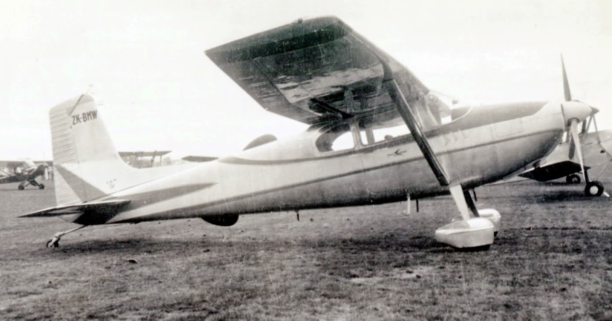 NZ Civil Aircraft: BMW