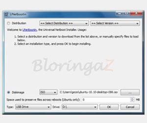 Descargar Unetbootin Para Hacer USB Booteable