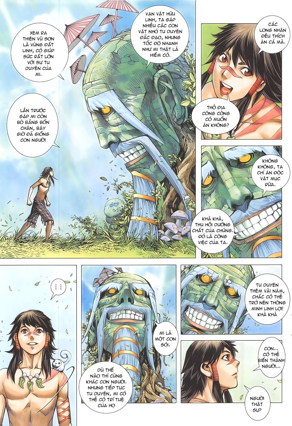 Tây Du Chap 1 - Trang 11