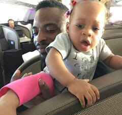 9ice and his daughter Michelle