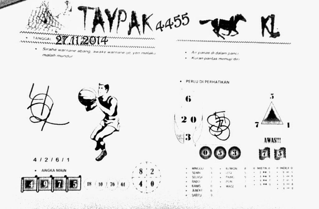 Toto Togel Kuda Lari Jum'at 24 Februari 2017