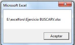 VBA: el método .GetOpenFilename para seleccionar un fichero.