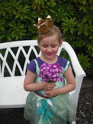 Prinsesse Vanilla Jordbæris