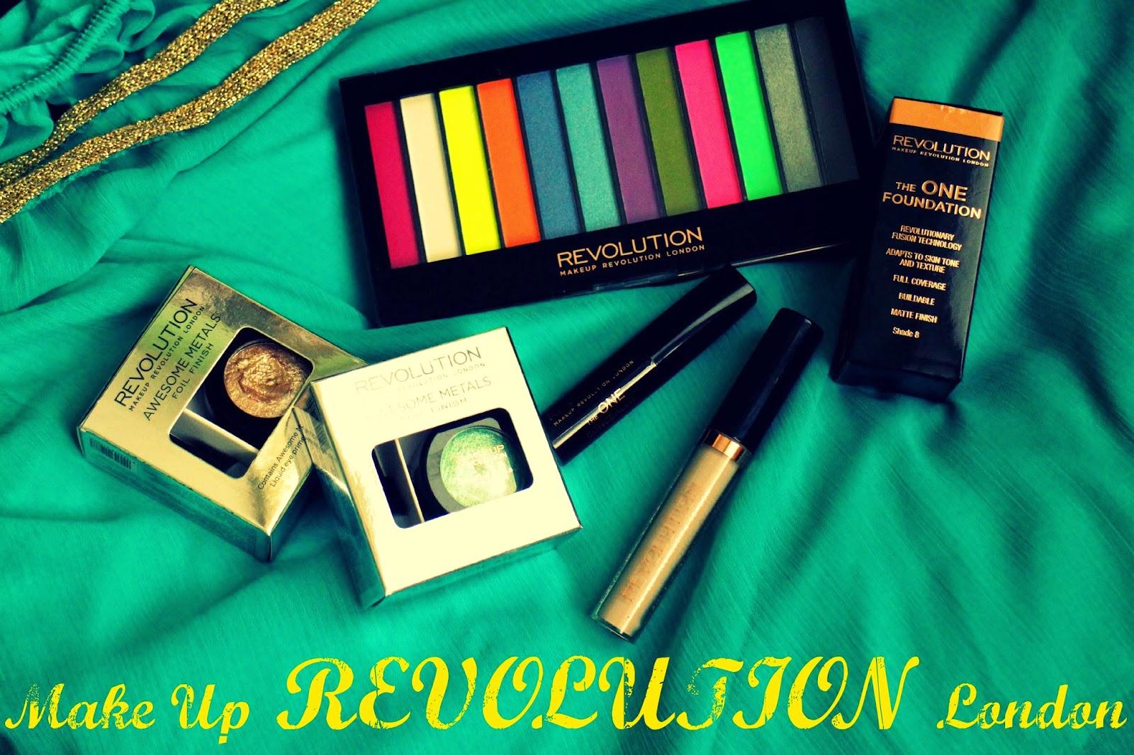 Ahojte  ) Dnes Vám ukážem moju objednávku Make-Up Revolution a pridám aj  prvé dojmy z týchto výrobkov  ) Ak poznáte kozmetiku MUA 72eb0a25166
