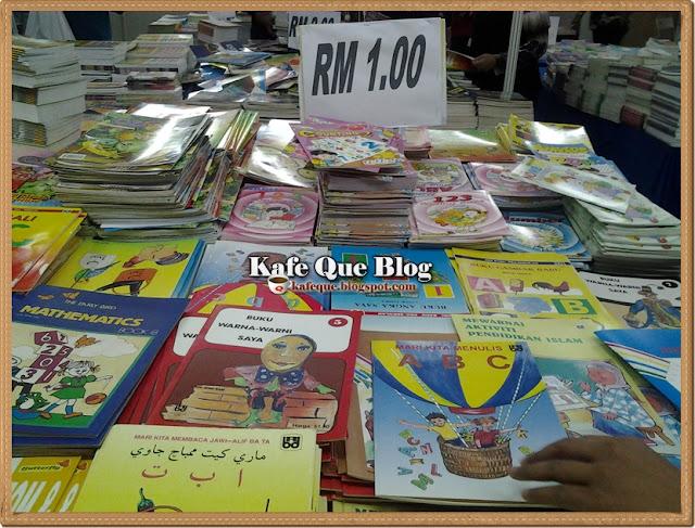 PESTA BUKU 1 MALAYSIA 2013 PWTC KUALA LUMPUR,GAMBAR PESTA BUKU 1 MALAYSIA PWTC,DISKAUN LELONG BUKU 2013