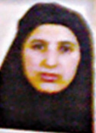 Amal al-Sadah, the Youngest Wife of Osama bin Laden