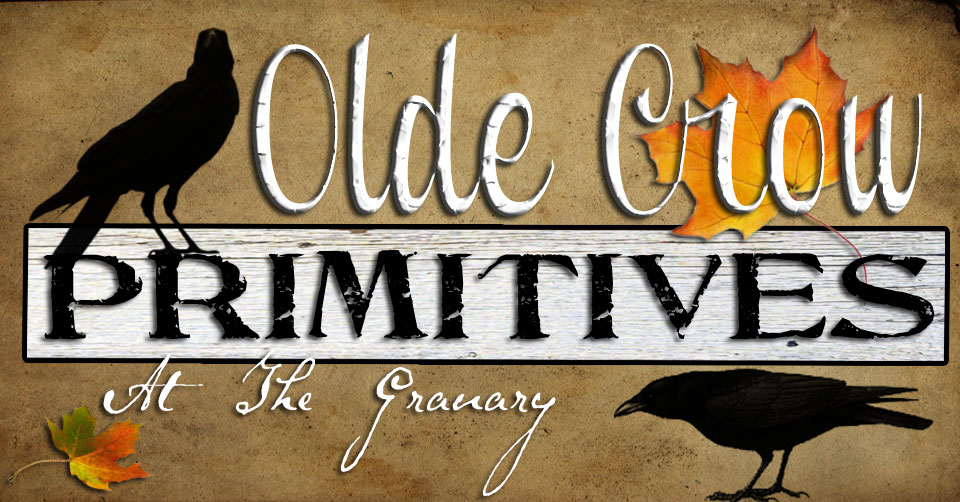 Olde Crow Primitives at The Granary